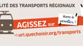 Transports régionaux en Rhône-Alpes