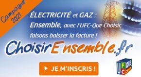 Energie moins chère ensemble2021  Nouvelle campagne pour faire baisser la facture de gaz et d'électricité des consommateurs du Rhône